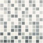 Mezcla Ref 100/108/109 Descripción: Malla Formato pieza: 25x25 cm Placa dimensión: 315x315 mm Espesor: 4 mm