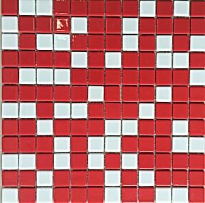 Mezcla Ref 100/808 Descripción: Malla  Formato pieza: 25x25 cm  Placa dimensión: 315x315 mm  Espesor: 4 mm