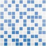 Mezcla Ref 100/106 Descripción: Malla  Formato pieza: 25x25 cm  Placa dimensión: 315x315 mm Espesor: 4 mm