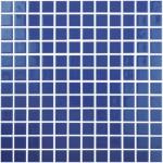 Colors Ref Azul Marino 803 Descripción: Malla  Formato pieza: 25x25 cm  Placa dimensión: 315x315 mm Espesor: 4 mm