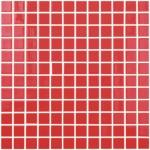 Colors Ref Rojo 808 Descripción: Malla  Formato pieza: 25x25 cm  Placa dimensión: 315x315 mm Espesor: 4 mm