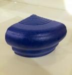 Cantonera Azul Marino Medidas: 5x6 cm