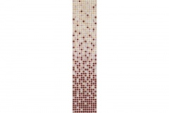Degradados Ref Chocolate Descripción: Malla  Formato pieza: 25x25 cm  Placa dimensión: 315x315 mm  Espesor: 4 mm